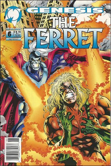 Ferret (1993) 6-B by Malibu