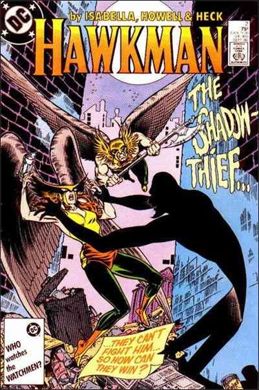 Hawkman (1986) 2-A by DC