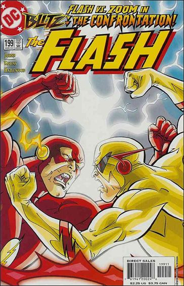 Flash (1987) 199-A by DC