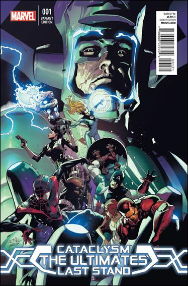 Cataclysm: The Ultimates' Last Stand 1-B by Marvel