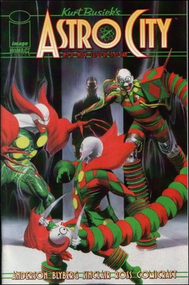 Kurt Busiek's Astro City (1996) 11-A by Homage Comics
