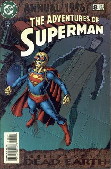 Adventures of Superman Annual 8-A by DC