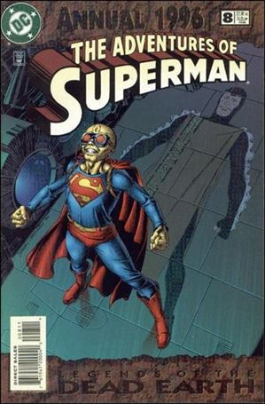 Adventures of Superman Annual 8-A