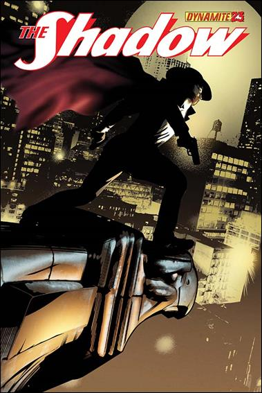 Shadow (2012) 23-C by Dynamite Entertainment