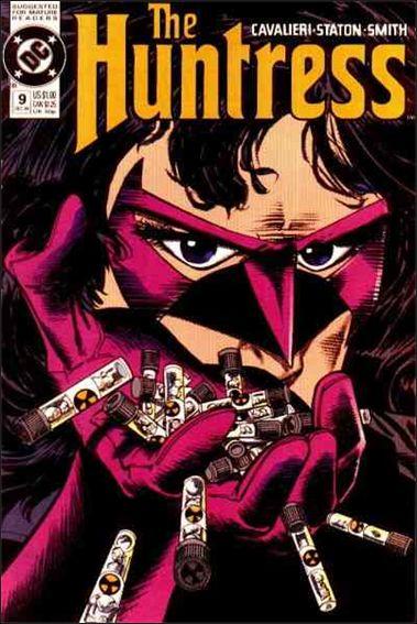 Huntress (1989) 9-A by DC