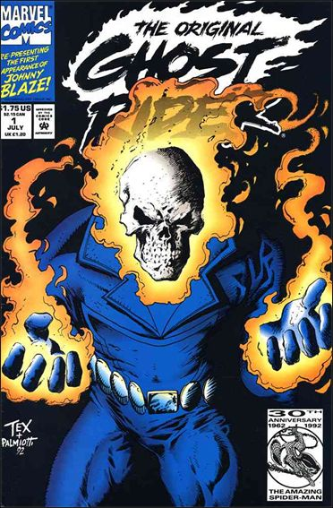 Original Ghost Rider 1-A by Marvel