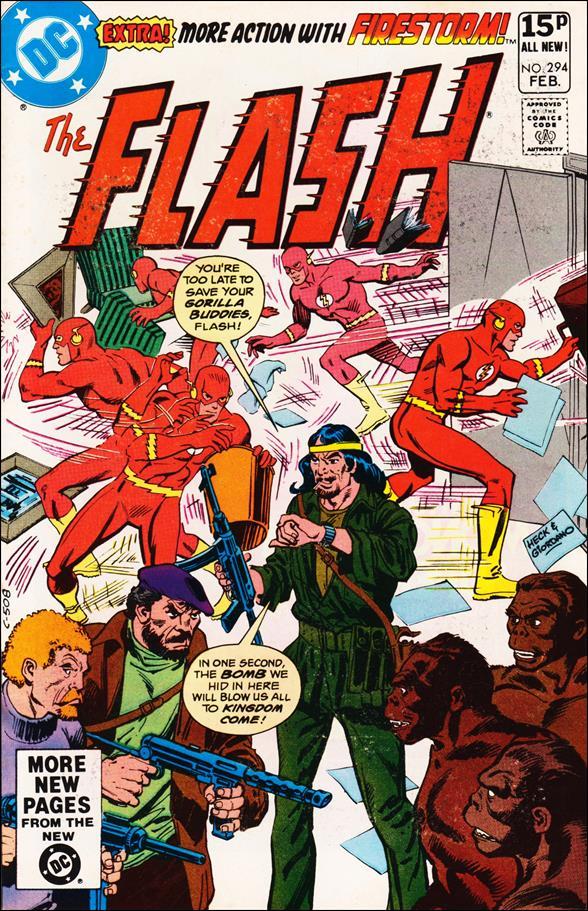 Flash (1959) 294-B by DC