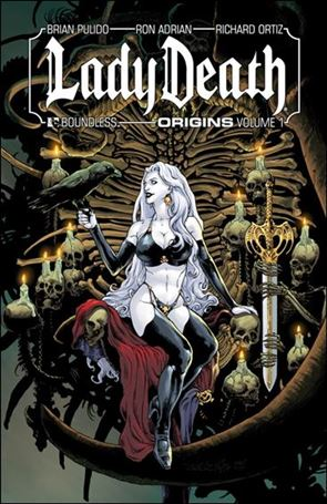 Lady Death: Origins 1-A