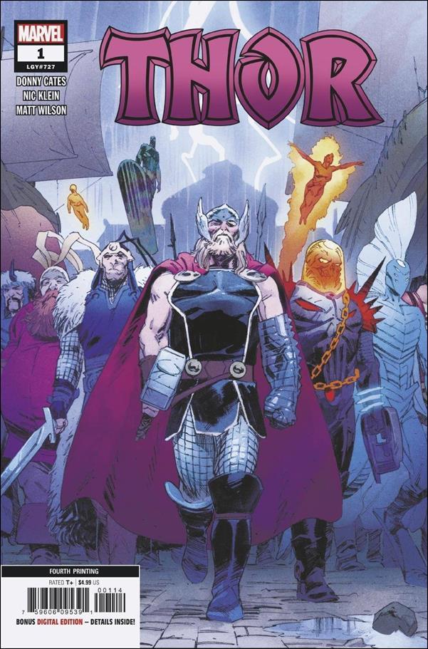 Thor (2020) 1-W by Marvel