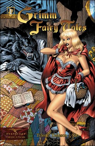 Grimm Fairy Tales 1-H by Zenescope Entertainment