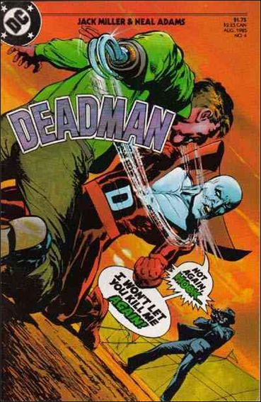 Deadman (1985) 4-A by DC