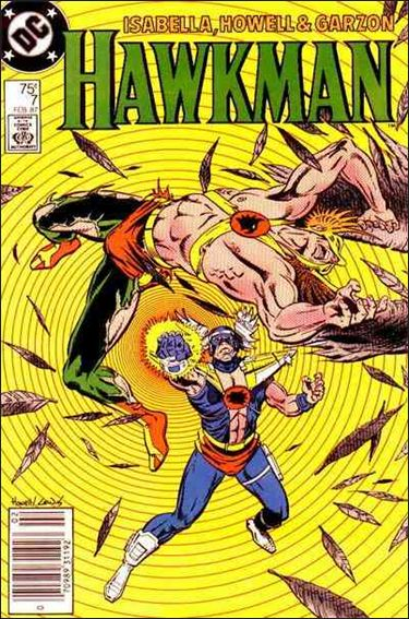 Hawkman (1986) 7-A by DC