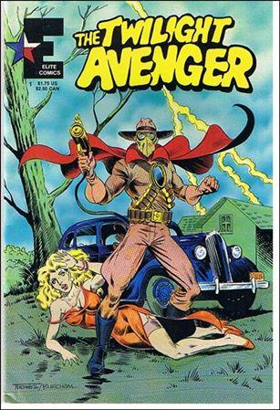 Twilight Avenger (1986) 1-A
