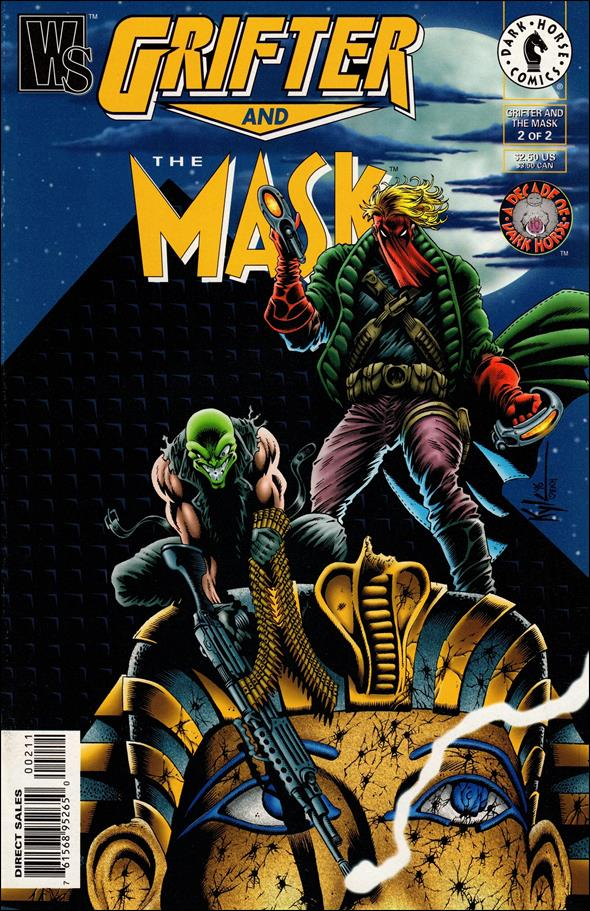 Grifter and The Mask 2-A by Dark Horse