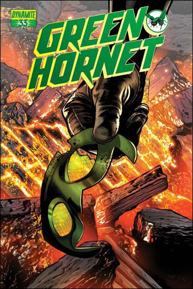 Green Hornet (2010) 33-A by Dynamite Entertainment