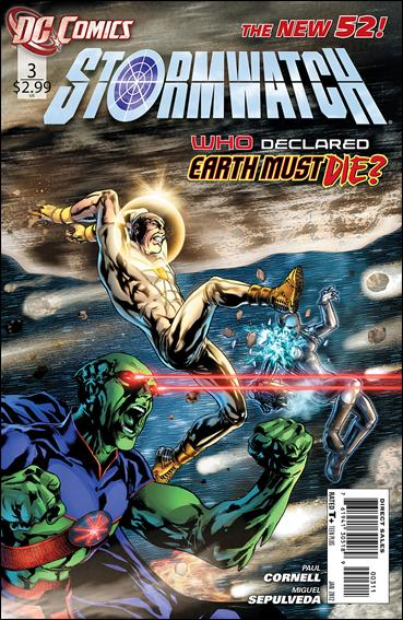 StormWatch (2011) 3-A by DC