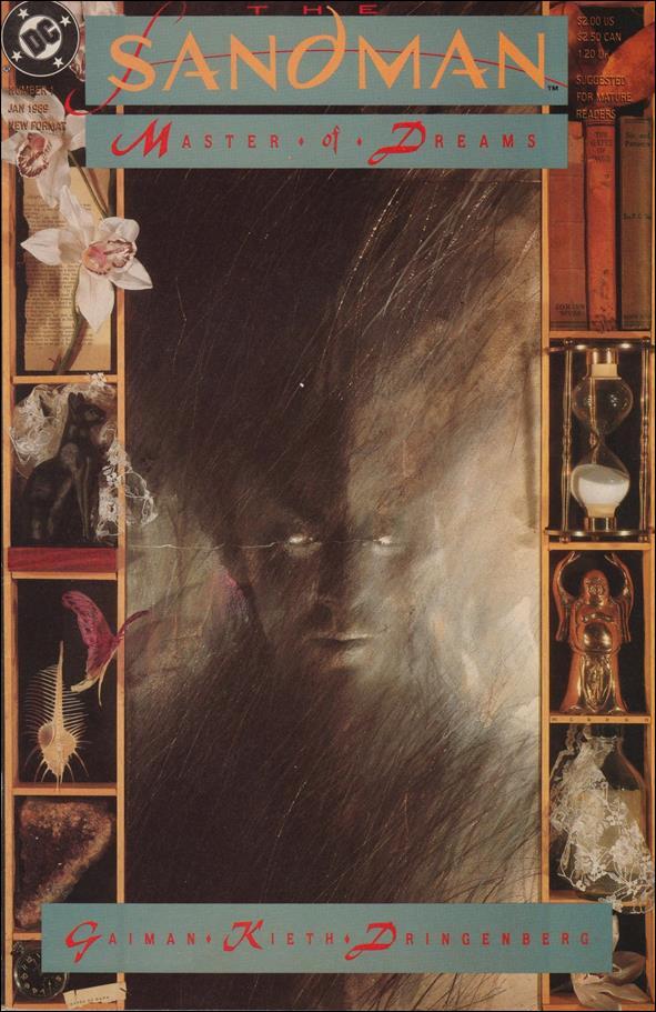 Sandman (1989) 1-A by Vertigo