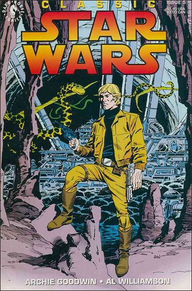 Classic Star Wars 5-A by Dark Horse