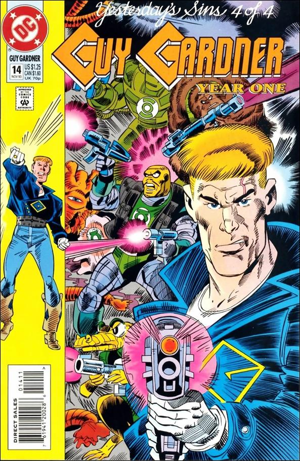 Guy Gardner 14-A by DC