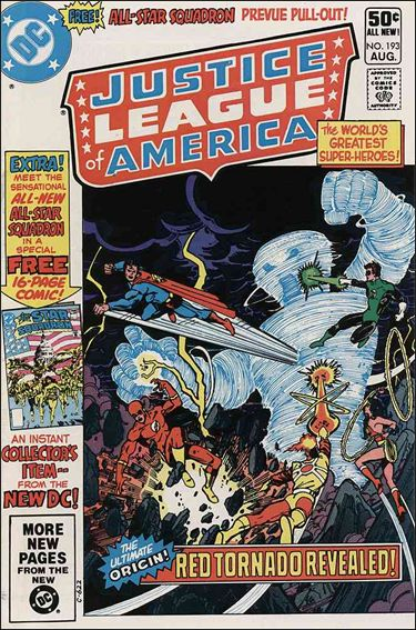 Justice League of America (1960) 193-A by DC
