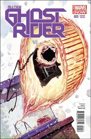 All-New Ghost Rider 1-D