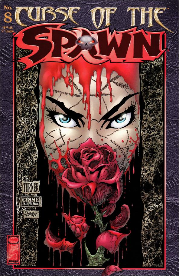 Curse of the Spawn 8-A by Image