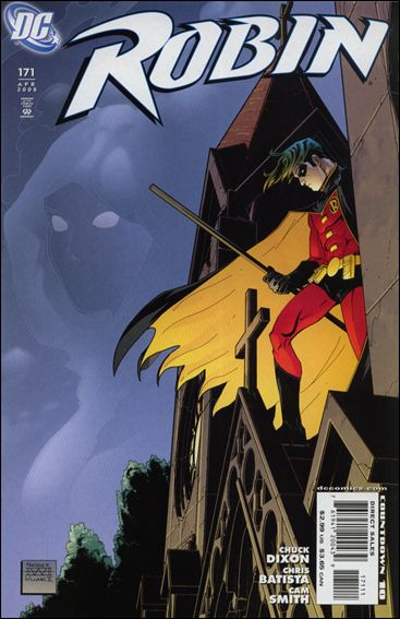 Robin (1993) 171-A by DC