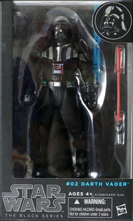 Star Wars: The Black Series (Series 2) Darth Vader