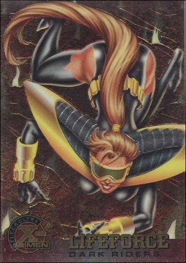 1995 Fleer Ultra X-Men All Chromium (Base Set) 47-A by Fleer