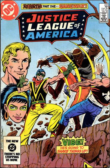 Justice League of America (1960) 233-A by DC