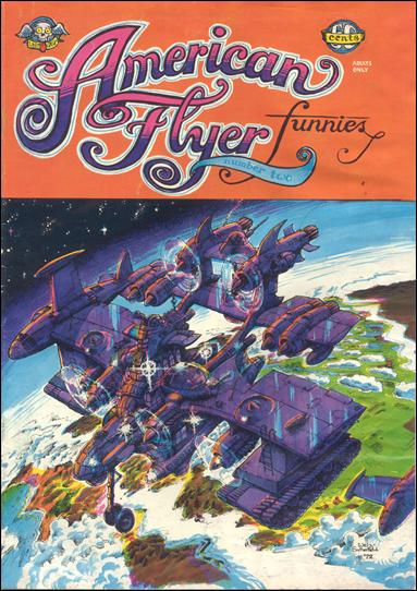 American Flyer Funnies 2-A by Print Mint