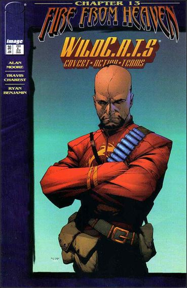 WildC.A.T.s: Covert Action Teams 30-A by Image