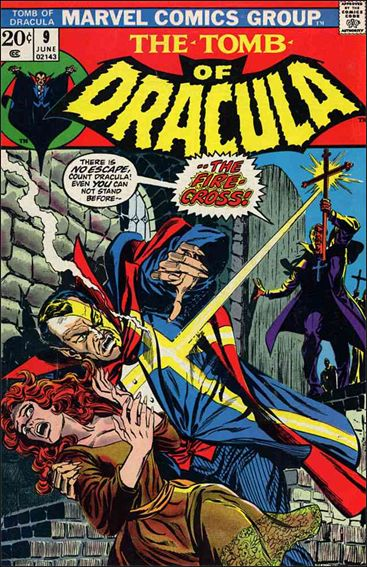 Tomb of Dracula (1972) 9-A by Marvel