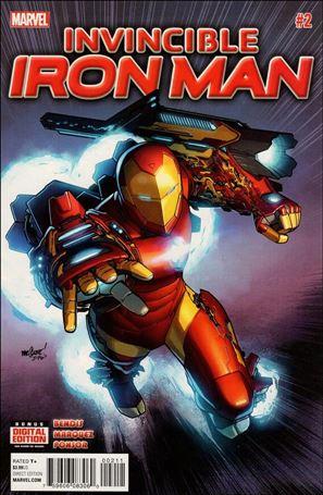 Invincible Iron Man (2015)  2-A