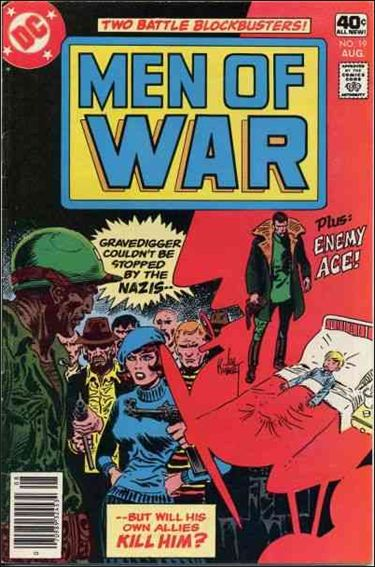 Men of War (1977) 19-A by DC