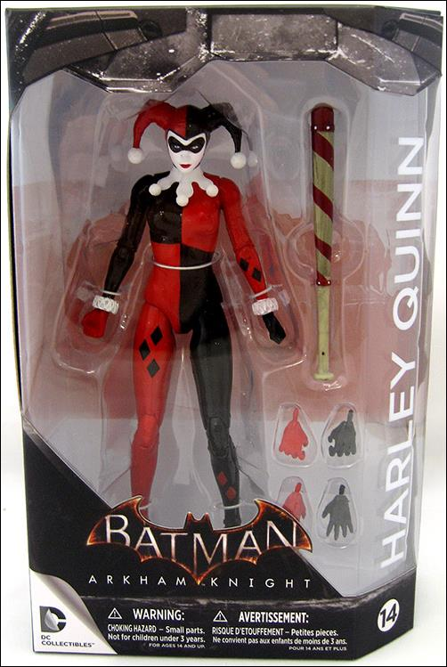 Batman: Arkham Knight  Harley Quinn by DC Collectibles