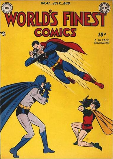 World's Finest Comics 41-A by DC