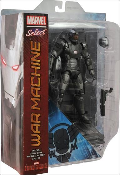 Marvel Select War Machine by Diamond Select