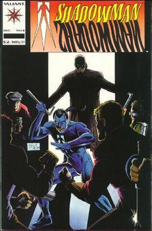 Shadowman (1992) 8-A