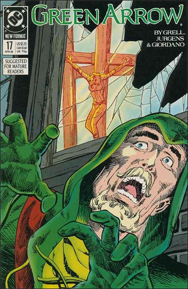 Green Arrow (1988) 17-A by DC