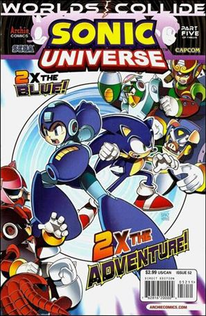 Sonic Universe 52-A