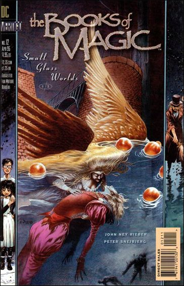 Books of Magic (1994) 12-A by Vertigo