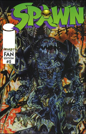Spawn Fan Edition 2-B by Image