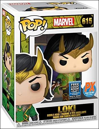 POP! Marvel Loki by Funko