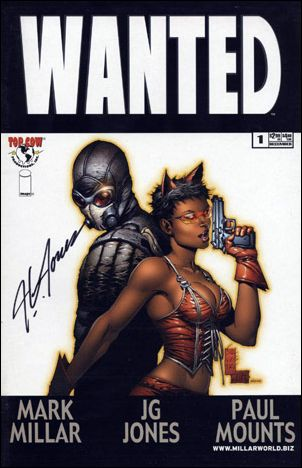 Wanted (2003) 1-J by Top Cow