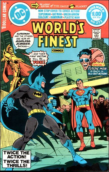World's Finest Comics 273-A by DC