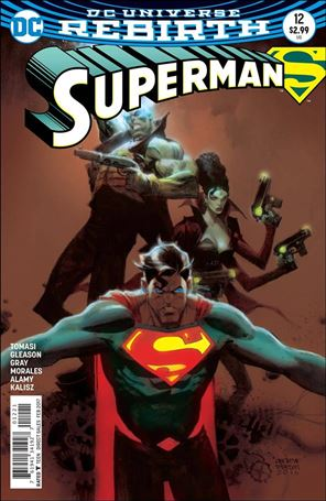 Superman (2016) 12-B