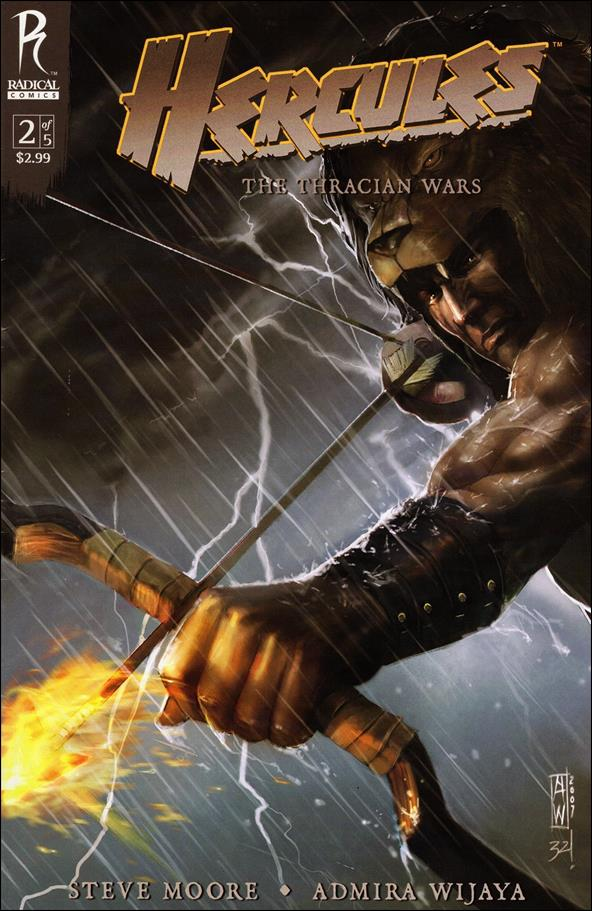 Hercules (2008) 2-C by Radical