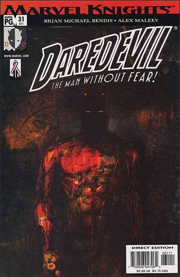 Daredevil (1998) 31-A by Marvel