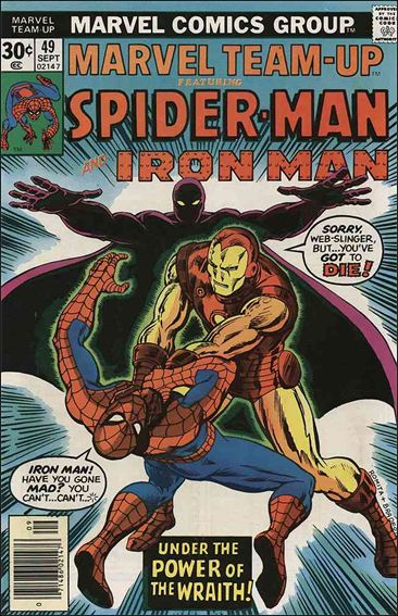 Marvel Team-Up (1972) 49-A by Marvel